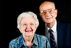 Ruth and Harry Edgren